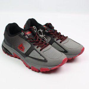 RBX Active lightweight training sneaker black red